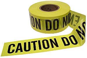 CautionDoNotEnterBarricadeTapeImage